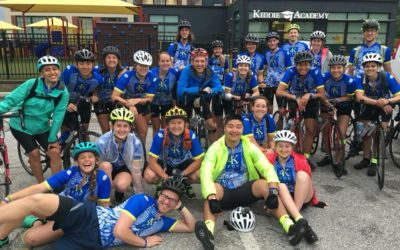 Why We Ride – Team Portland 2018