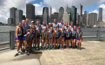 Why We Run – Team New York 2018